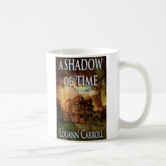 A Shadow of Time Mug - White