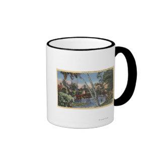 A Shady Retreat in Echo Park Coffee Mug