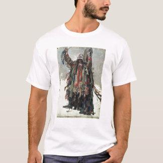 A Shaman sketch for Yermak T-Shirt