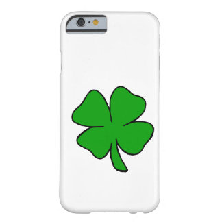 A Shamrock Barely There iPhone 6 Case