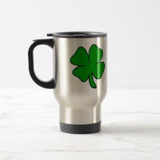 A Shamrock mug