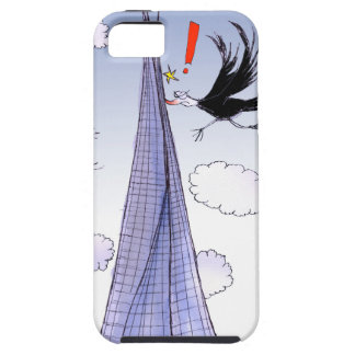 A ShardArt Ouch by Tony Fernandes iPhone SE/5/5s Case