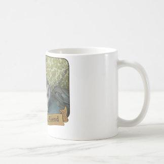 A Shepherd is a Soldier's Best Friend Coffee Mug