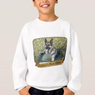 A Shepherd is a Soldier's Best Friend Sweatshirt