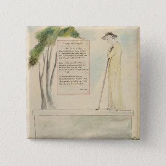 A Shepherd Reading the Epitaph, from Elegy Written Button