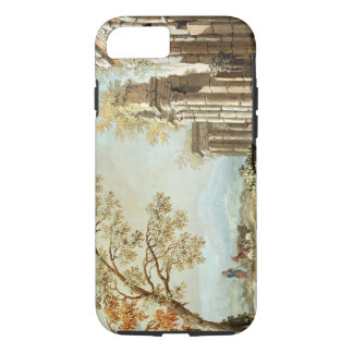 A Shepherd with Goats and other Figures amongst Cl iPhone 7 Case