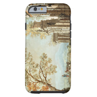 A Shepherd with Goats and other Figures amongst Cl Tough iPhone 6 Case