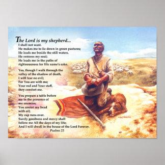 A Shepherds Prayer Print