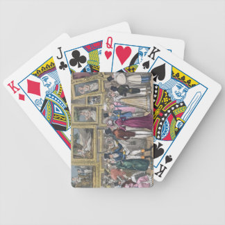 A Shilling Well Laid Out: Tom and Jerry at the Exh Bicycle Playing Cards
