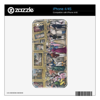 A Shilling Well Laid Out: Tom and Jerry at the Exh iPhone 4S Skin