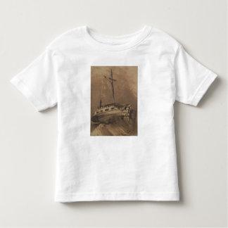 A Ship in Choppy Seas, 1864 T Shirt