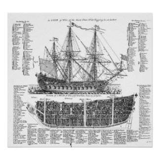 A Ship of War Poster