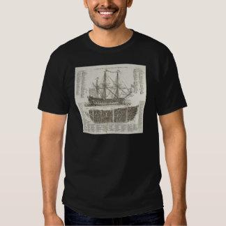 A Ship of War T-shirts