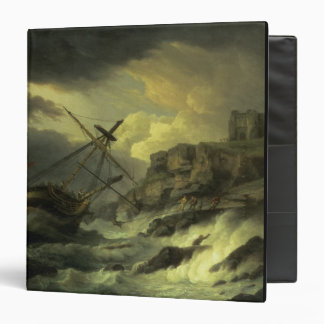 A Shipwreck, said to be `The Dutton' Binder
