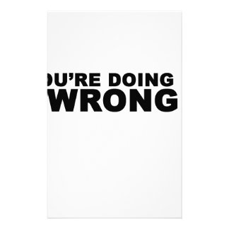 A shirt for Victor & those like him. God help us.. Personalized Stationery