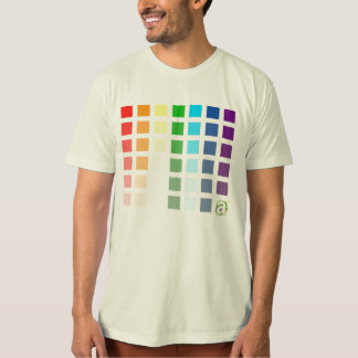 a shirt with some squares