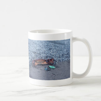 A Shore Crab Classic White Coffee Mug