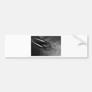 A Shot In The Dark - Landscape Bumper Sticker
