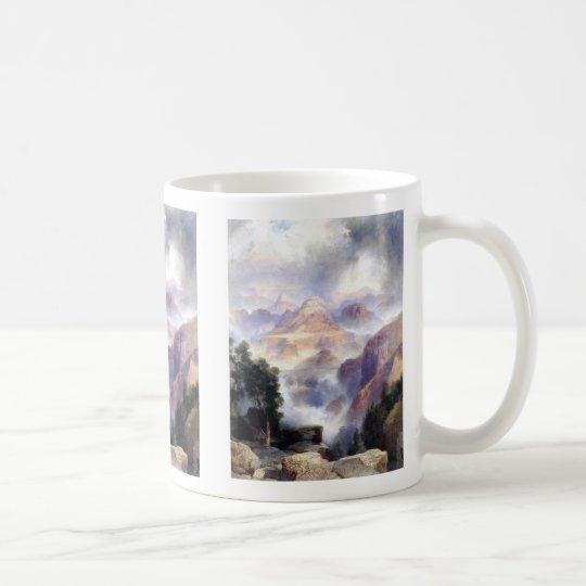 A Showery Day, Grand Canyon - 1919 Coffee Mug