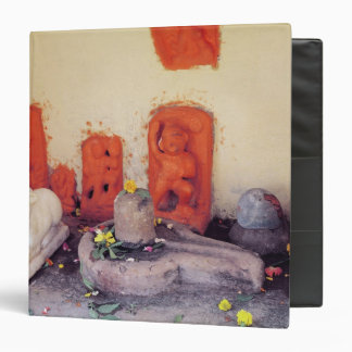 A shrine of a chapel on the Ganges Binder