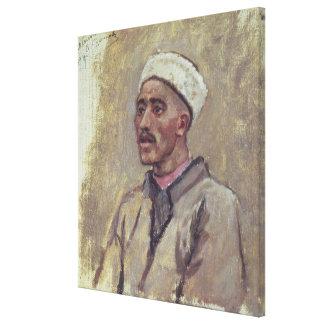 A Siberian Tartar Canvas Print
