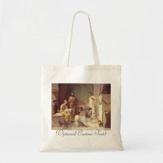 A Sick Child Tote Bag