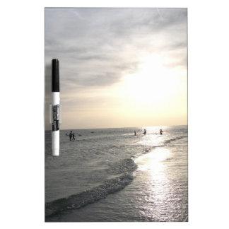 A Siesta Sunseet Dry-Erase Board