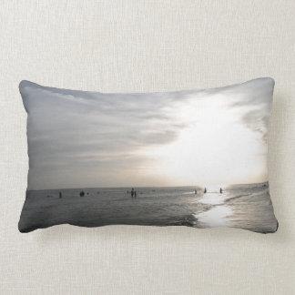 A Siesta Sunset Throw Pillow
