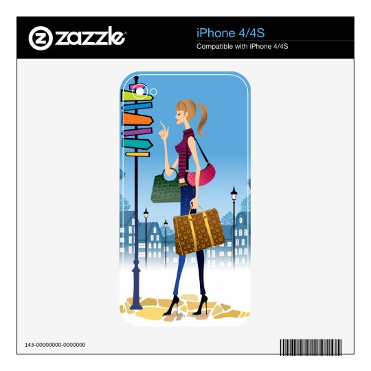 A Sign Skin For The iPhone 4S