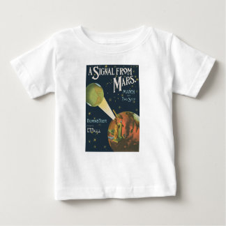 A Signal From Mars Baby T-Shirt