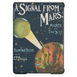 A Signal From Mars Cover For iPad Air