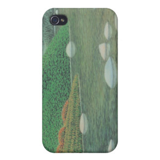 A Silent Corner in Moutains iPhone 4/4S Cases