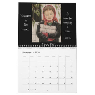 """A Simple Life"" An Amish Collection  2018 Calendar"