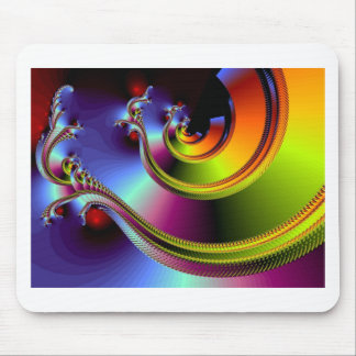 A Simple Twist of Fate Mouse Pad