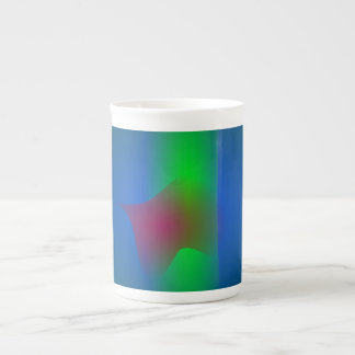 A Single Grass Tea Cup