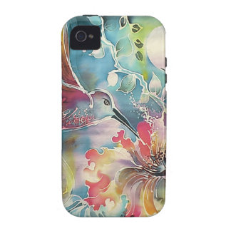 A Single Hummingbird Case-Mate iPhone 4 Cover