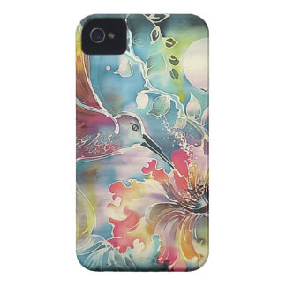 A Single Hummingbird iPhone 4 Case-Mate Case