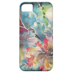 A Single Hummingbird iPhone 5 Covers