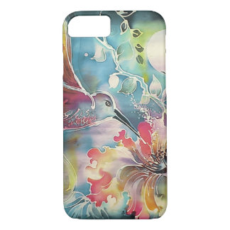 A Single Hummingbird iPhone 7 Case