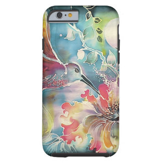 A Single Hummingbird Tough iPhone 6 Case
