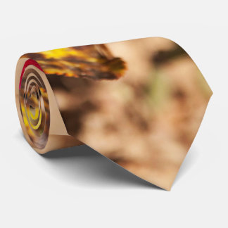 A Single Red Rose Neck Tie