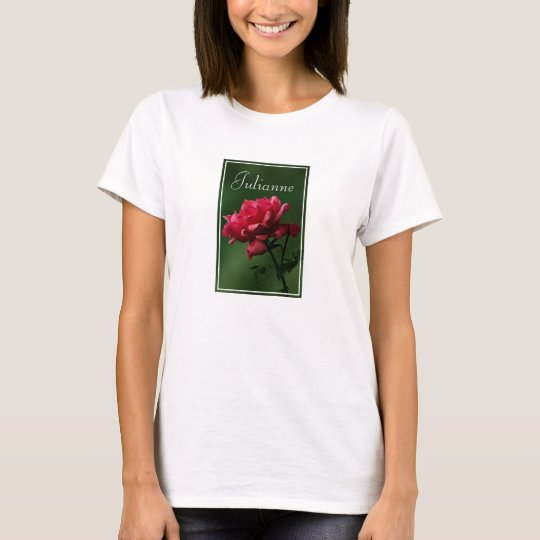 A Single Red Rose T-Shirt