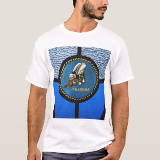 A single Seabee logo T-Shirt