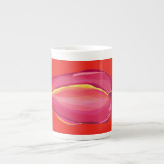 A Single Tulip Tea Cup