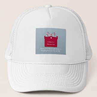 A Sister is a Precious Gift Trucker Hat