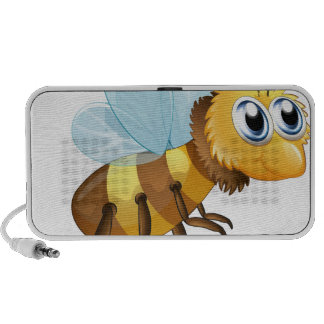 A six-legged insect speaker