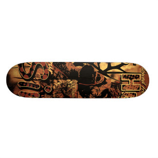 A skate board the proclaims the gospel of Jesus!