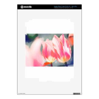 A Sketch of Tulipa Duo iPad 3 Skin