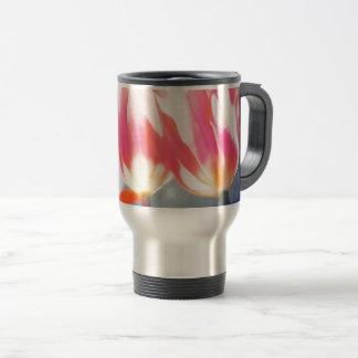 A Sketch of Tulipa Duo Travel Mug