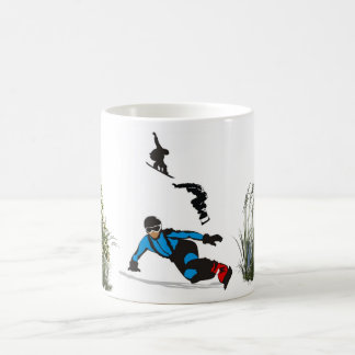 A Skiers Coffee Cup